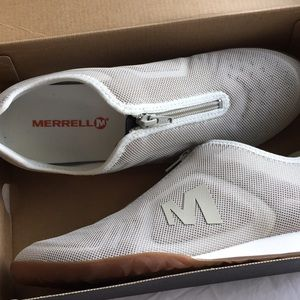 Women's Merrill Civet Zip shoes,
